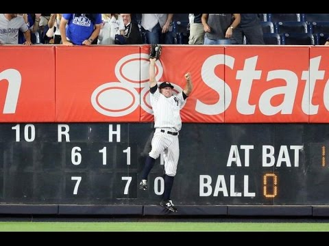 Boomer&Carton React To Brett Gardner Catch 9-7-2016