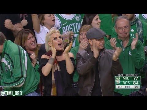 Boston Celtics R1G5 Defensive Highlights vs Milwaukee Bucks 04242018