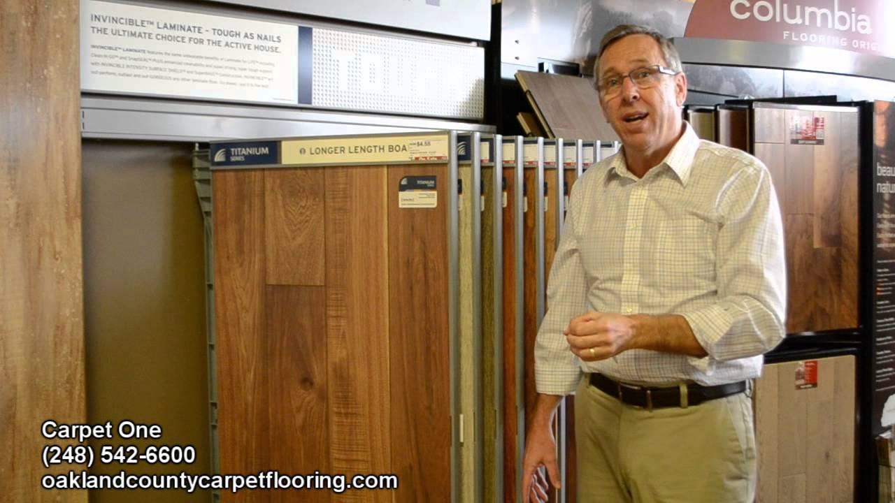 Invincible Laminate Flooring Special At Main Floor Covering In Royal Oak Michigan