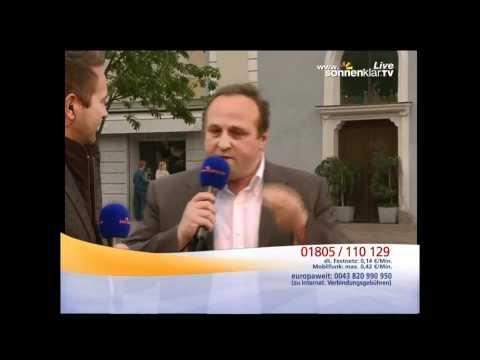 Kaufleute, Brixen, Interview Hans Peter Federer