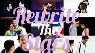 Tessa and Scott- Rewrite The Stars