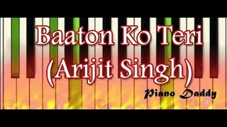 Piano Tutorial Hindi Songs With Chords (Tutorial 339) ~ Piano Daddy