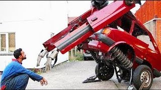 Amazing Transformers in Real Life | Top 10 Transformers Cars