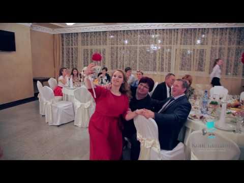 Ведущий Сергей - свадебный конкурс
