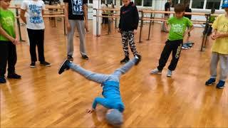 Школа Брейк Данса для детей. Dance Traffic