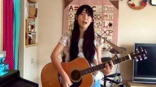 「時をかける少女」の主題歌、「ガーネット」を歌いました!!