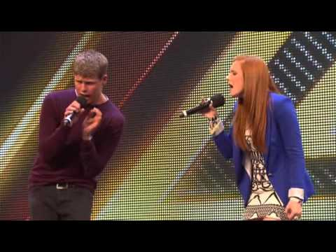 THE X FACTOR: you've got the love