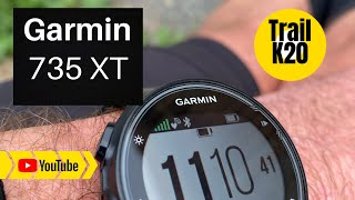 Garmin Forerunner 735 XT Tutorial  Garmin un ottimo strumento /Trail Running tutte le funzioni gps.