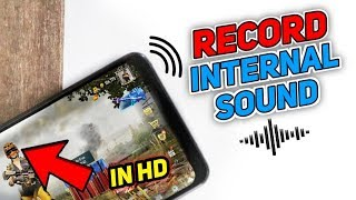 Record Internal Sound In HD - Screen Recorder with internal sound recording. Voiceover On Android.