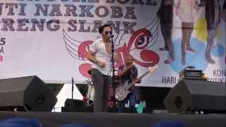 Slank - Konser Sore-Sore Anti Narkoba Bareng Slank Part 2 (Live Performance)