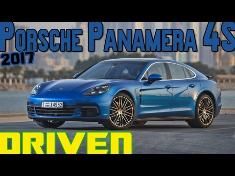 2017 Porsche Panamera 4S Review - will it change our minds?