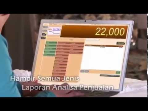 Software Kasir RENE (Point of Sale) Official Video