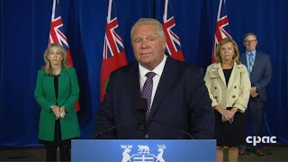 Ontario COVID-19 update: Premier Ford announces pay hike for personal support workers – Oct. 1, 2020