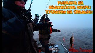Рыбалка на Ладожском озере Тусанули на свадьбе