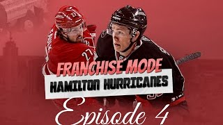 "NHL 17 - ""STEALS ON STEALS ON STEALS!"" - Episode 4 - Hamilton Hurricanes GM Mode"