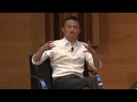 Jack Ma Conference in Argentina Part II