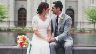 Utah Wedding Videography | Kevin + Katie • Salt Lake City