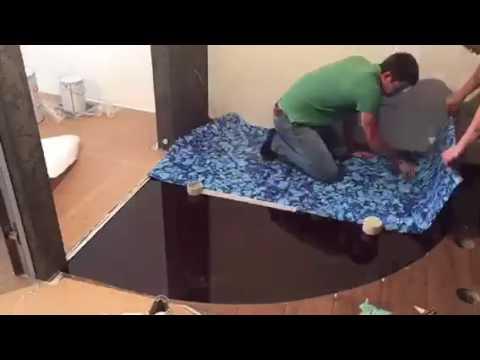 видео: 3d пол своими руками