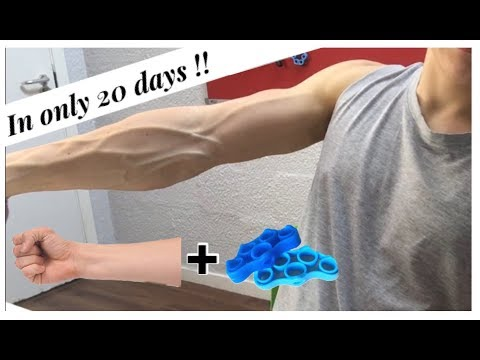 How To Get Vascular Forearms In Less Than 20 Days!
