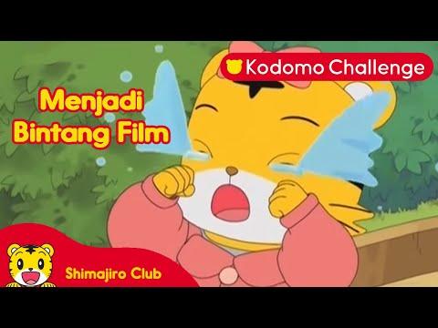 Pendidikan Anak - Ayo Kita Nonton Bioskop! - Shimajiro: Eps. 65.1