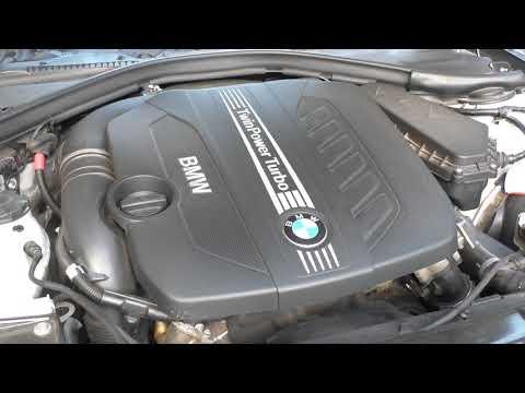 BMW 330d F30 N57D30 190kW engine sound - High Quality