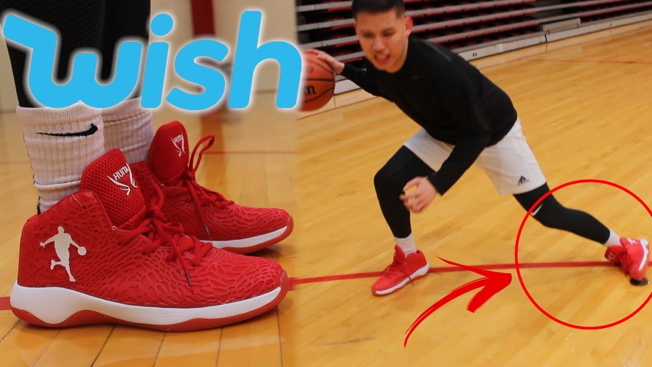 Testing CHEAP Basketball Shoes From