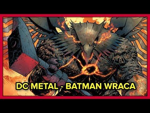 Podsumowanie DC Metal - Batman wraca #3