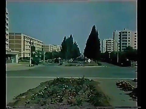GHOST TOWN of Pripyat in summer 1986