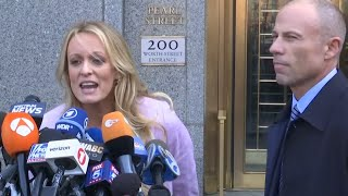 'Mr Cohen has acted like he is above the law': Stormy Daniels on Trump's lawyer