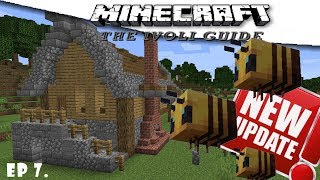*NEW UPDATE* 1.15.2 Minecraft HOW TO Survival Series: Rebuilding Starter House