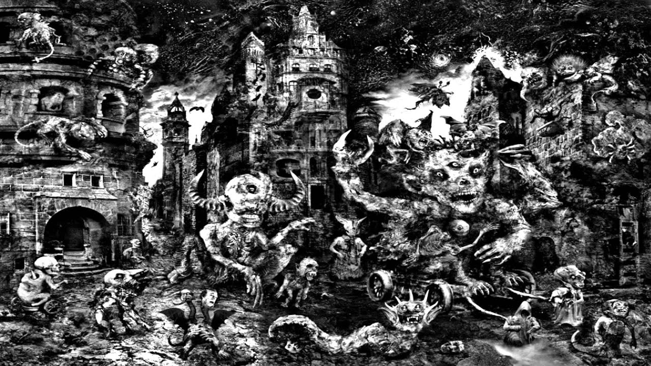 Doom Wallpaper Hd Colosseum Aesthetics Of The Grotesque Funeral Doom