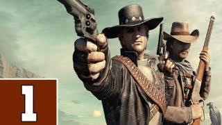 Let´s Play Call of Juarez Bound in Blood Deutsch - Part 1 - Bruderliebe im Krieg