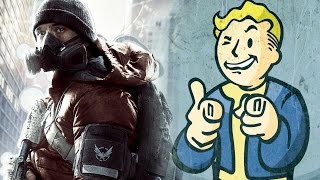 The Division And Fallout 4 Gameplay Trailers at GDC & E3 2015; Plus Star Wars Battlefront 3!
