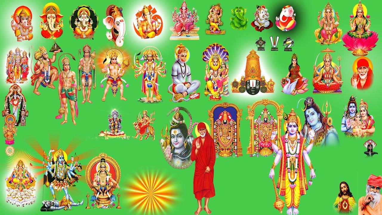 All gods photos download