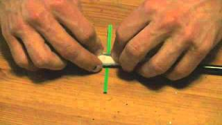 How to make a flaming arrow