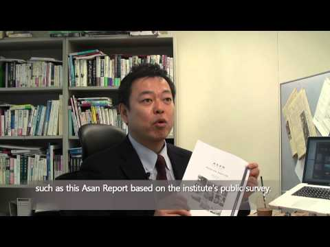Sawada Gatsumi_Seoul Bureau Chief, The Mainichi Newspaper