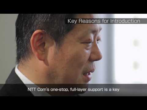 """Dai Nippon Printing and DNP Information Systems""Case Study Video"