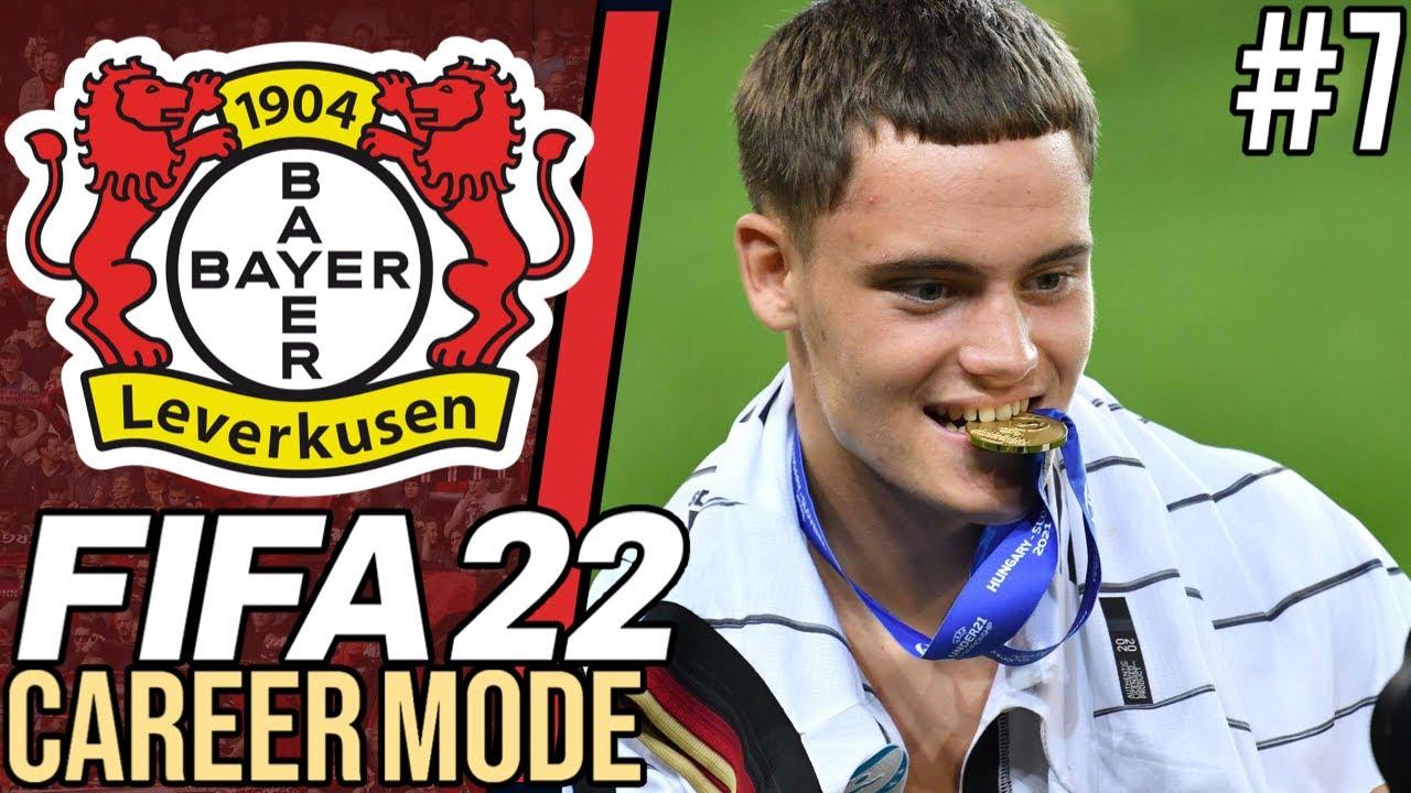Download THE GOLDEN BOY ! - FIFA 22 Bayer Leverkusen Career Mode #7