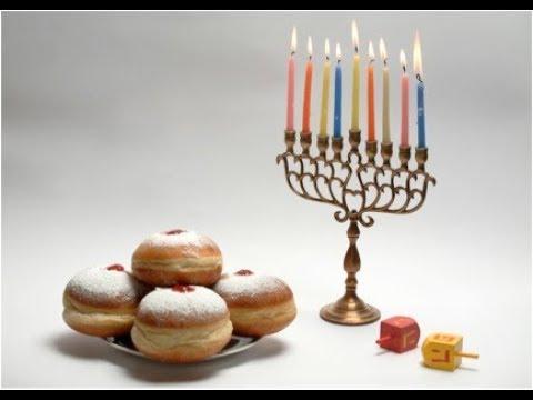 A Origem Da Festa De Chanukah