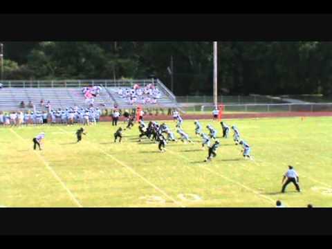Dejuan McQuarters 2011 Sophomore Highlights - Memphis Mitchell
