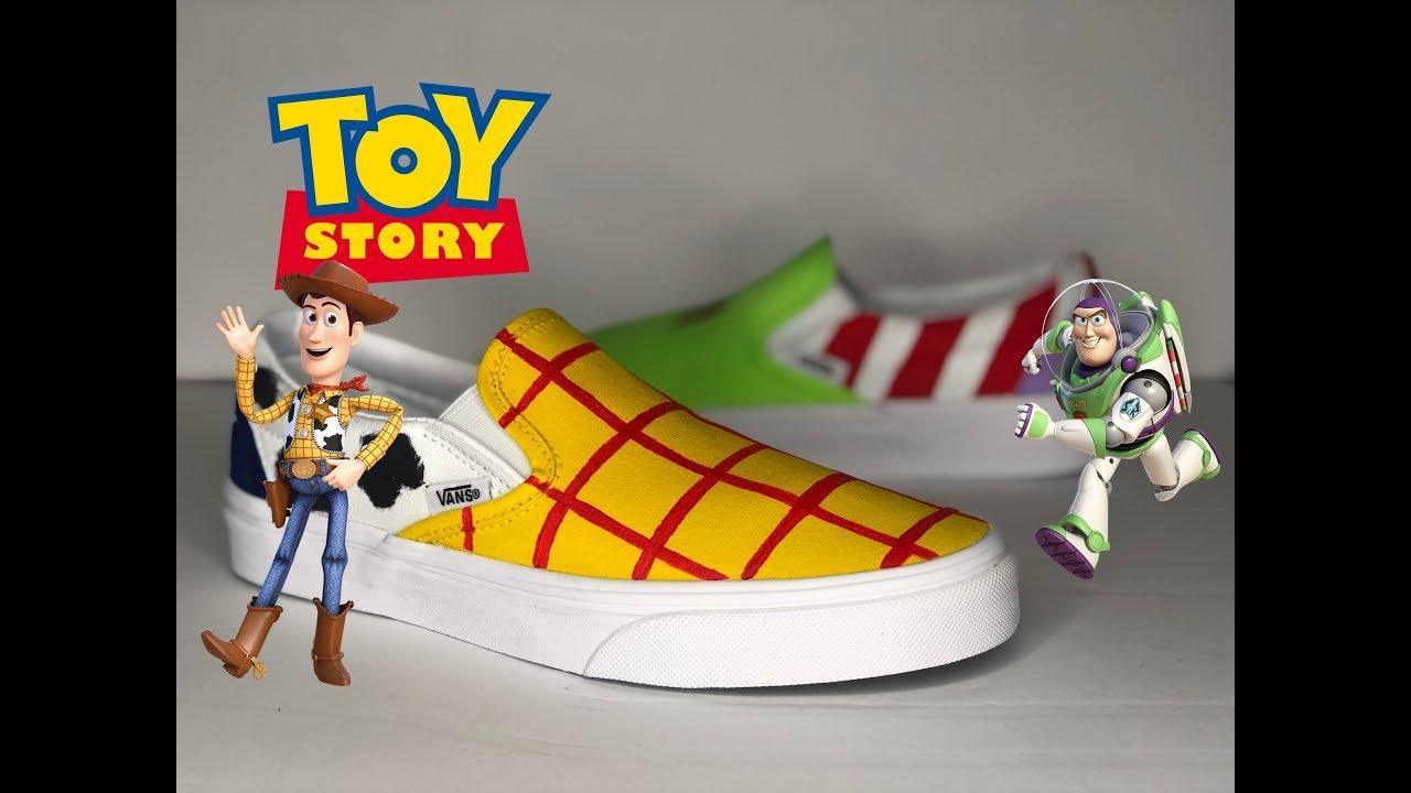 toy story 4 vans