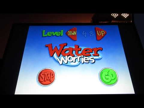 """""""Freddi Fish and Luther's Water Worries"""" Walkthrough (Levels 46-52) (Part 6) (Read Description) 