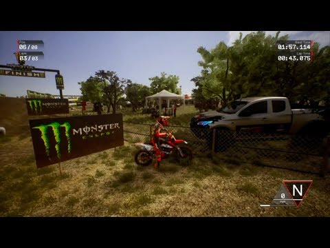 How To Unlock Truck on MXGP 3