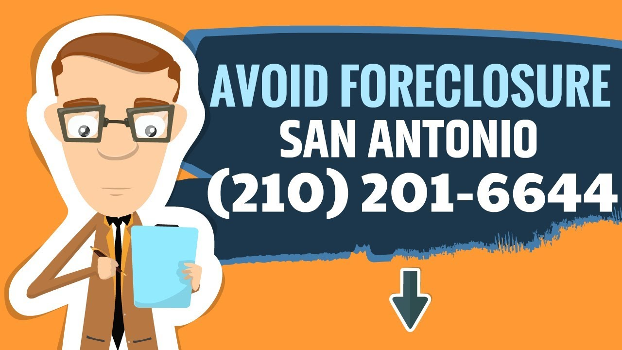 Can I Sell My House To Avoid Foreclosure in San Antonio | (210) 201-6644