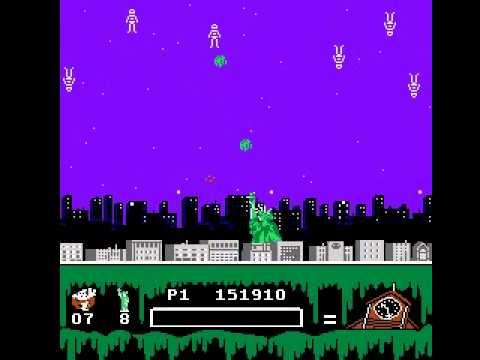 Ghostbusters II [NES Walkthrough]