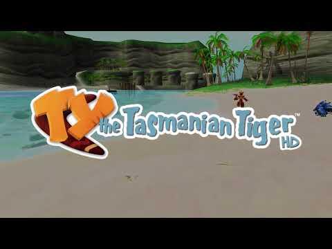 TY the Tasmanian Tiger HD + TY the Tasmanian Tiger 2: Bush Rescue HD Bundle - Video