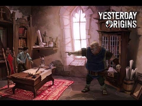 [FR] Yesterday Origins Gameplay - Découverte du nouveau jeu d'aventure de Pendulo Studio