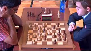 GM Anand (India) - GM Carlsen (Norway) FF + PGN
