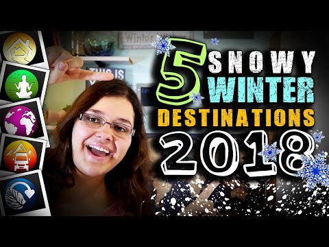 Our Top 5 Snowy Winter Destinations in Europe - 2018