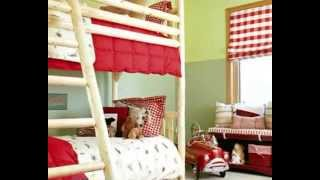 Boys Room Bunk Bed Ideas